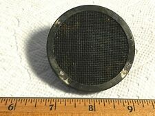 Vintage 1940's SHURE Crystal Microphone Element - working strong - harp
