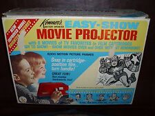 Vintage Captain America Kenner Easy-Show Projector Marvel Avengers Rare MIB 1967