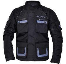Hybrid Four Season 3 Layered Winter Biker Textile Jackets Waterproof Armoured 4
