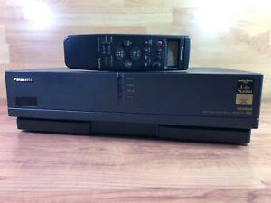 Panasonic NV-HD700 EG VHS Videorecorder SLP SVHS mit FB (296) 3425944 Gewährl.