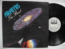 ARAMIS THE BAND s/t same LP 1980  Sweden modern soul boogie