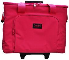 Máquina de coser Carretilla ROSA cnl09pk