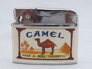 Vintage Camel Cigarettes Advertising Lighter No 18250 by Penguin