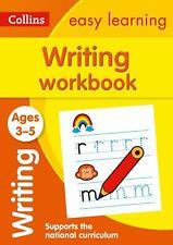 Preschool Kindergarten Writing Practice Workbook Handwriting Letter Tracing Book
