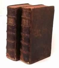 1784 Rosalino: Biblia Sacra Heilige Schrift Bibel Altes Testament 2 Bände