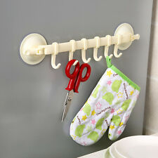 Supper Power Vaccum Sucker Stand Hook Wall Door Kitchen Bathroom Hanger Holder