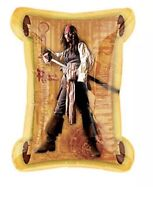 "(2)Pirates of the Caribbean 34"" Mylar Foil Balloon Super Shape,Party Decoration"