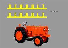 Kit Stickers pour tracteur RENAULT 30-42