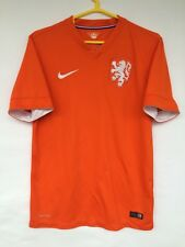 NETHERLANDS 2014 NIKE HOME FOOTBALL SOCCER SHIRT JERSEY CAMISETA WORLD CUP