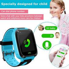 S4 Kids Smart Watch LBS/GPS SIM Anti-Lost Waterproof Voice Telephone SOS Camera