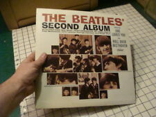 Record: THE BEATLES' SECOND ALBUM T 2080 J16/F17 mono no timing on 2 songs