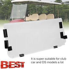 Club Car DS Clear Windshield '82-'00.5 *New In Box* Golf Cart Folding Acrylic US