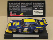 Racer Sideways SWK/CZ Capri Zakspeed N Amer Championship Sunoco Ltd 1:32 SlotCar