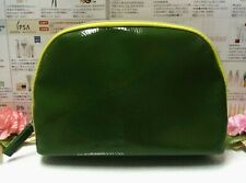 "☆°╮LA MER╭°☆Green Patent leather Cosmetic Bag/Makeup Bag✰☾Brand New☽✰""FREE POST"""