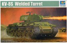 Trumpeter 1/35 Russian Kv-8S Welded Turret # 01568