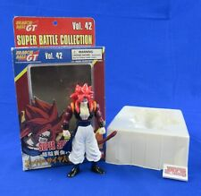 Super Saiyan Son Gogeta 4 Action Figure Vol 42 Dragon Ball GT Bandai with Box