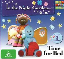 In the Night Garden: Time for Bed  * NEW DVD * (Region 4 Australia)