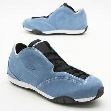 Speedwell Ladies 9 / 40 Europe F-2 Driving Racing Periwinkle Blue Shoes