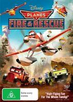 Planes - Fire & Rescue ( DVD )