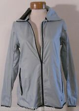 NWT Nike Iridescent Lux Convertible Womens Running Jacket S Silver MSRP$200