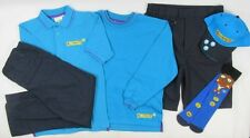 Beaver Tipped Boy's Polo Shirt Turquoise Size C28