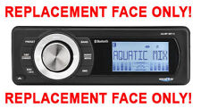 New Replacement Face Plate For Aquatic Av Aq-Mp-5Bt-H Blue Screen Display