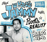 Various Artists : King Jammy's Roots Reality and Sleng Teng CD (2015) ***NEW***