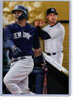 Gary Sanchez 2019 Topps Gold Label Class One 5x7 Gold #43 /10 Yankees