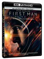 FIRST MAN - IL PRIMO UOMO - 4K ULTRA HD + BLU-RAY