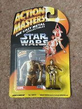 Star Wars C-3PO Action Masters Die Cast Metal Collectibles 1994