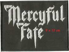 Mercyful fate -  patch - FREE SHIPPING