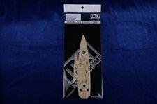 Mk.I Design MD70016 1/700 German Bismarck Wooden Deck for Trumpeter