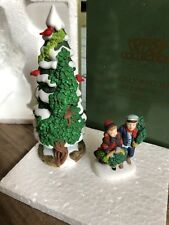 Dept 56 The Holly and Ivy