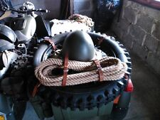 New Dnepr K750 M72 Sidecar Rope With leather Straps