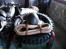 New Ural Sidecar Rope With leather Straps