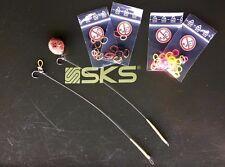 Baitband Extra Strong small für Köder bis 18-24mm bunt oder schwarz/weiß/braun