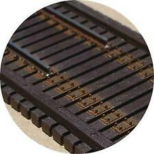 Central Valley Model Works 1902-8 HO Scale Classic Bridge Ties with Stringers