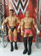 WWE MATTEL SERIES BATTLE PACK DH SMITH TYSON KIDD HART DYNASTY