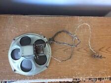 Brush Soundmirror BK-401 Magnetic Recorder 7.5-inch Alnico Speaker for repair