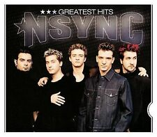 N Sync : Greatest Hits Pop 1 Disc Cd