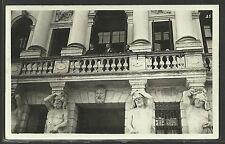 14 giugno 1934 Benito Mussolini e Adolfo Hitler dalla Loggia di Villa Nazionale