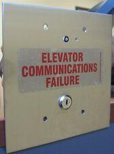 Elevator Communications Failure ,Line Verification , Phone Line Verifier Plv-20