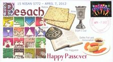 COVERSCAPE computer designed Passover holiday 2012 event cover