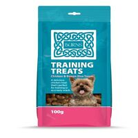Burns TRAINING TREATS Mini Dog Puppy Natural Healthy Chicken & Brown Rice 100g
