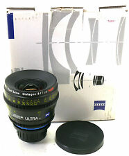 Manual Focus f/1.8 Camera Lenses for Zeiss