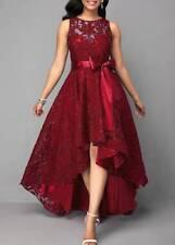 Damen Swing Partykleid Cocktailkleid Brautkleider Abendkleid Clubwear Ballkleid