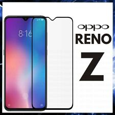For OPPO RENO Z CURVED SCREEN PROTECTOR 9D FULL COVER GORILLA TEMPERED GLASS