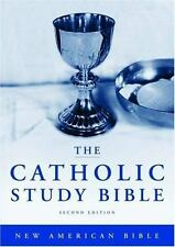 The Catholic Study Bible Second Edition, , Good Book