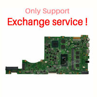 Exchange For ASUS X411 X411U X411UA Motherboard Mainboard W/ I7-8250U / I7-8550U