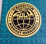 BANDIT1SM STICKER-123 Klan-Bandit1$M- 8x8cm-STREET ART-PEGATINA-DECAL- GRAFFITI